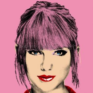 Andy Warhol Promi-Porträtstile